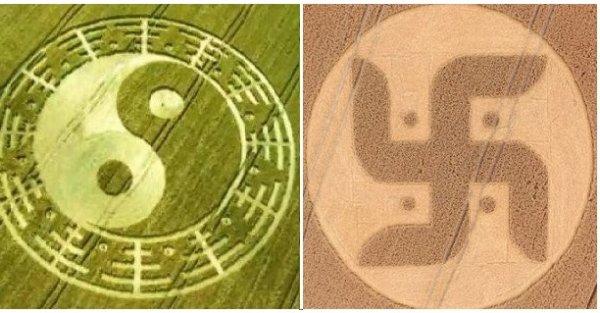 Thông điệp bí ẩn đằng sau hai biểu tượng thiêng liêng Thái cực và chữ Vạn