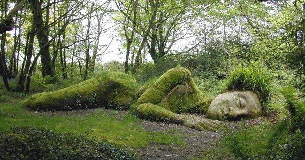 """Heligan – """"Khu vườn bị quên lãng"""" đến địa danh du lịch nổi tiếng"""