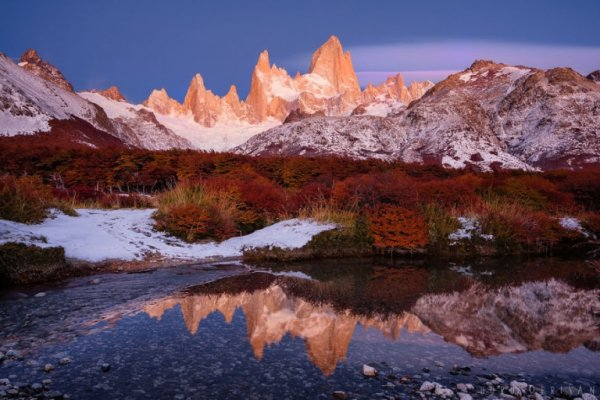 """Patagonia: Vẻ đẹp thuần khiết và hoang sơ của """"nơi tận cùng của Trái Đất"""""""
