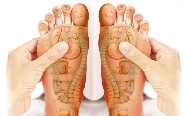 Nắm những thủ thuật xoa bóp chân đơn giản để có một cơ thể khỏe mạnh