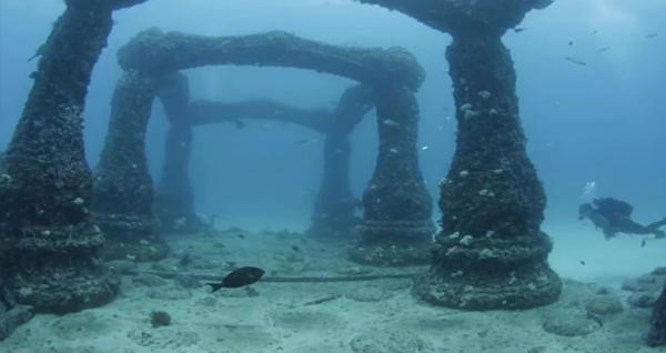 Tìm ra thành phố cổ chìm sâu dưới Biển Bắc