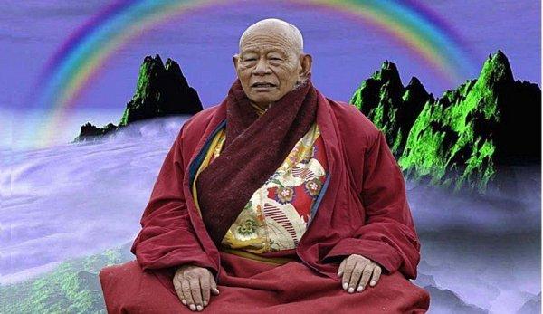 Bí ẩn cao tăng Tây Tạng viên tịch hóa thành ánh sáng cầu vồng thăng thiên