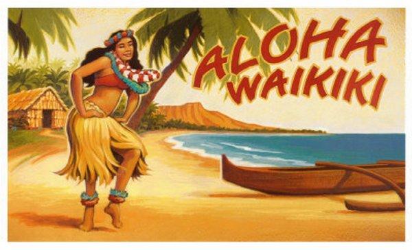 Thần chú Aloha – Di sản văn hóa giúp người Hawaii vượt sóng gió