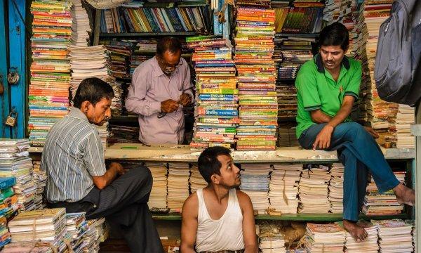 10 thị trấn sách nổi tiếng nhất trên thế giới (phần 1)