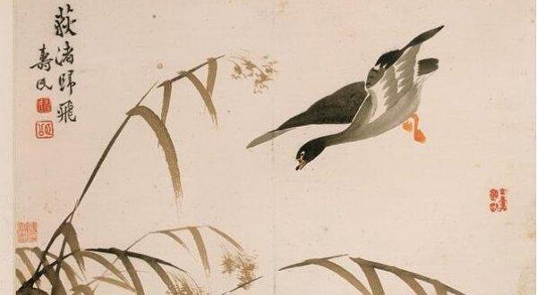 """Thời cổ đại, trước khi đón dâu, có một nghi lễ quan trọng gọi là """"tế chim nhạn"""". (Ảnh: Epochtimes)"""