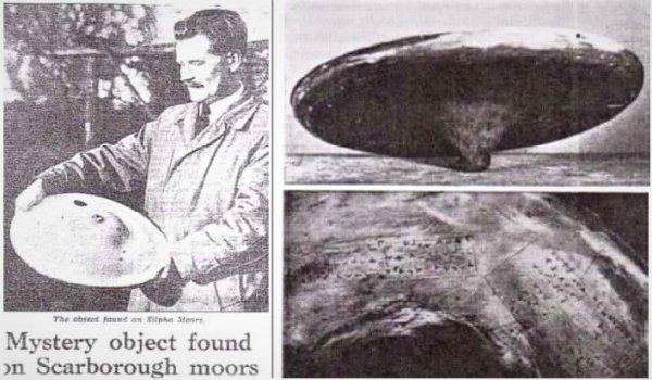 Phát hiện mảnh vỡ nghi của UFO mất tích 60 năm trước