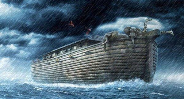 5 bằng chứng cho thấy trận lụt toàn cầu đã từng xảy ra