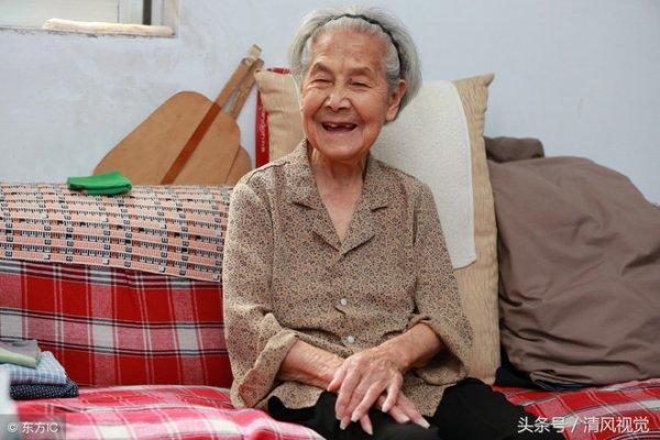 Cụ bà sống đến 103 tuổi vẫn khỏe mạnh nhờ một hành động đơn giản