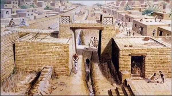 Những tấm bảng đất sét tiết lộ vị trí thành phố bị mất tích4.800 năm tuổi