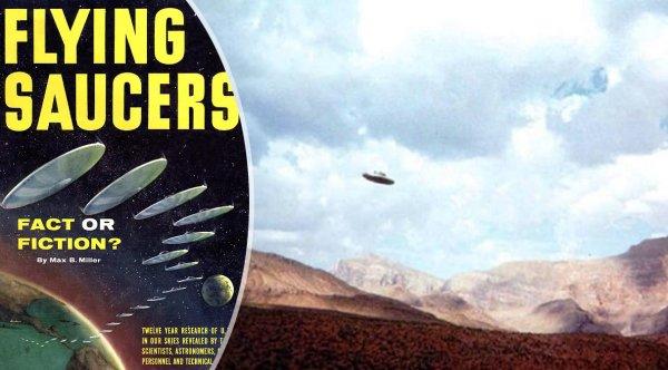 Nhiều tiểu thuyết về UFO dựa trên những câu chuyện có thật?