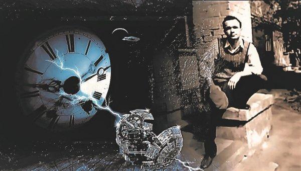 Thanh niên thời Liên Xô cũ du hành thời gian đến Ukraine gây chấn động thế giới