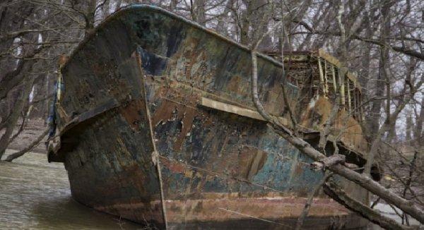 """Lịch sử đáng tự hào của """"tàu ma"""" 115 năm tuổi ở Ohio"""