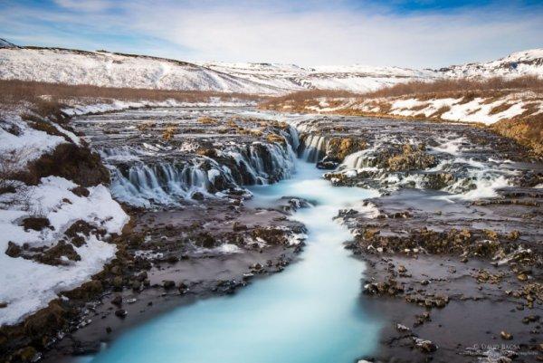 Nhiếp ảnh gia ghi lại vẻ đẹp ngoạn mục của đảo băng tuyết tại vùng đất Iceland