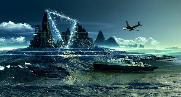 Cao nhân tiết lộ bí mật chân thực về cánh cổng thời gian tại tam giác Bermuda