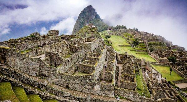 Những truyền thuyết Sáng thế về nguồn gốc người cổ đại Inca