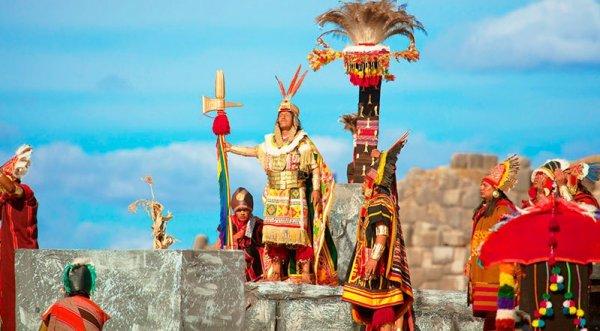 Thần Inti – Vị Thần Mặt Trời đã khai sáng nền văn minh Inca