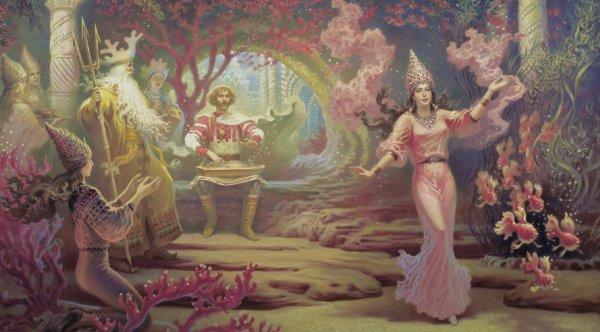 Sinh vật thần thoại trong văn hóa dân gian Orkey