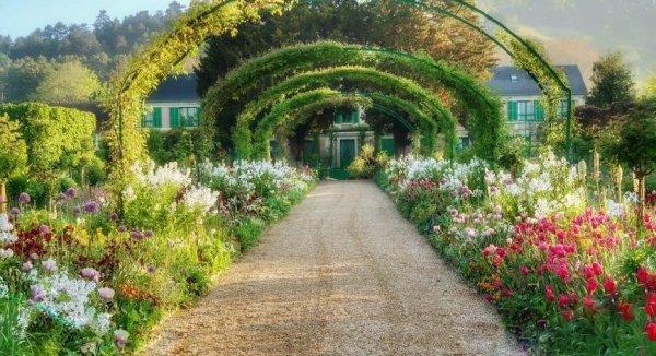 Khu vườn của Monet – Nguồn cảm hứng cho các kiệt tác nghệ thuật