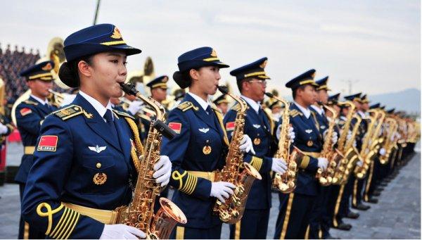 Trung Quốc làm mất hình tượng quân đội trong lễ đón tiếp Bộ trưởng Mỹ