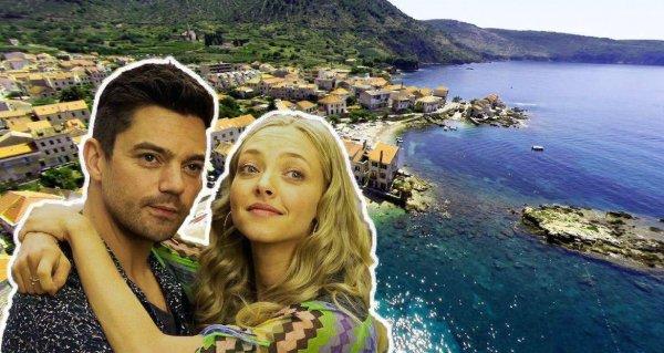 """Đảo Vis – Ngôi sao mới của phim """"Mamma Mia 2"""""""