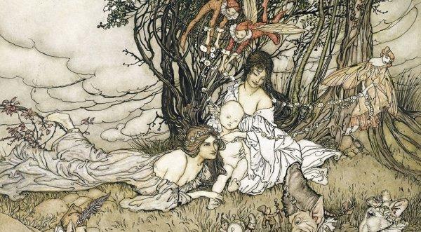 Annwn – Địa ngục của xứ Wales trong những câu chuyện huyền thoại