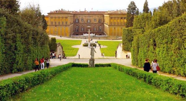Boboli – Khu vườn tuyệt đẹp do công tước xứ Florence xây tặng vợ