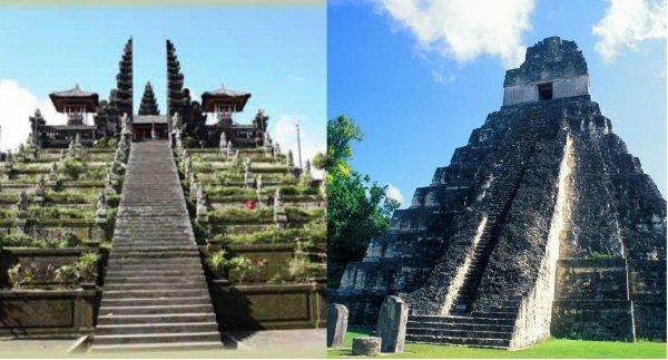 """Bali và Maya: Bí ẩn về 2 nền văn minh """"song sinh"""" bị học giả che giấu"""