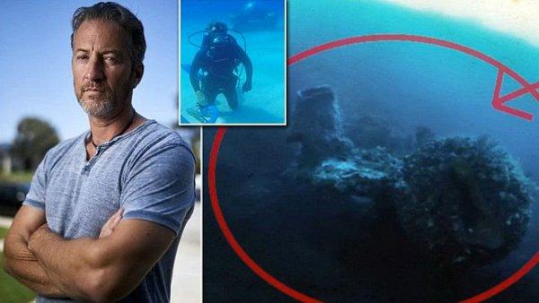 Thợ săn kho báu tuyên bố tìm thấy UFO ẩn sâu dưới Tam giác quỷ Bermuda