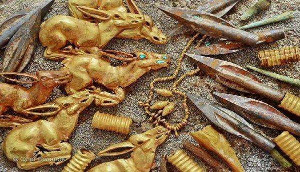 Kho báu vô giá 2.800 năm tuổi ở Kazakhstan hé lộ kỹ thuật tinh vi thời cổ đại
