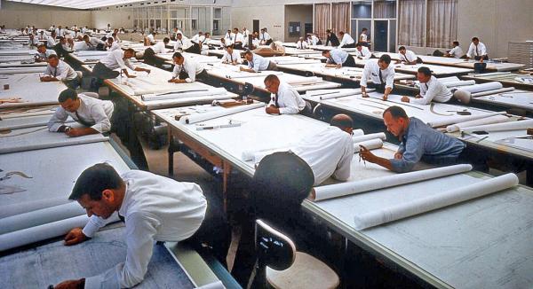 Sự khổ sở của dân thiết kế trước khi có AutoCAD