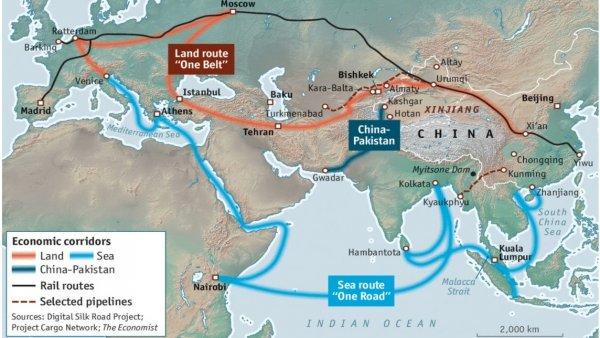 """""""Vành đai và Con đường"""" sẽ đẩy Trung Quốc vào vết xe đổ Liên Xô?"""