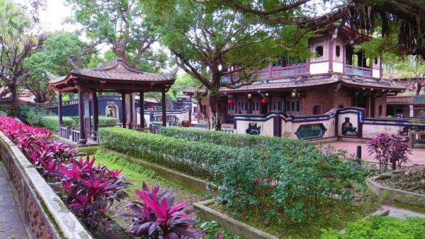 Biệt viện họ Lâm và phố cổ Thập Phần: Những di tích 10 phần đáng đến ở Đài Loan