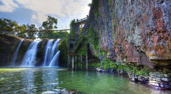 Công viên Paronella: Nơi huyền diệu nhất trong khu rừng nhiệt đới của Australia