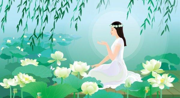 Khi chúng ta thấy biết ơn cuộc đời, trái tim sẽ như đóa sen nở rộ