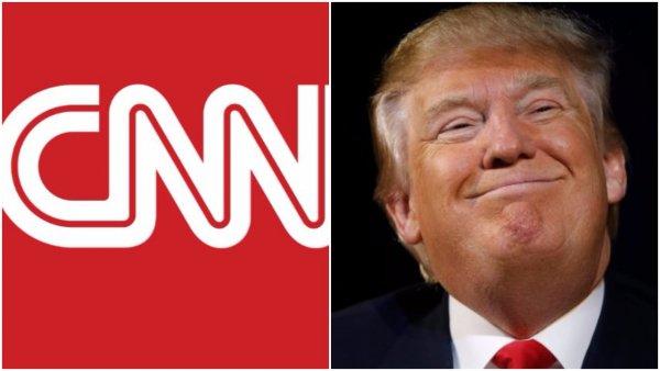 """CNN và nhà Trump khẩu chiến: """"CNN không nói dối!"""""""