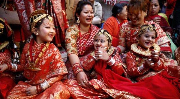 """Bộ tộc không có """"quả phụ"""", nữ giới ít nhất phải kết hôn 3 lần"""