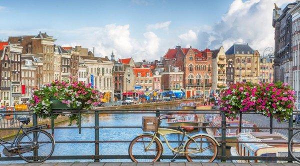 Amsterdam là thành phố không an toàn về đêm?