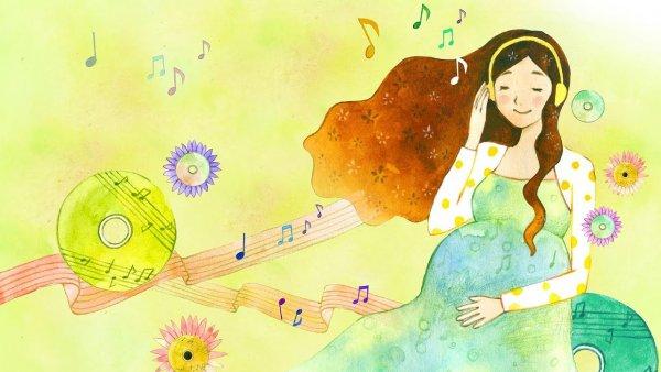 """Nghiên cứu mới: Thai nhi biết """"hát"""" theo nhạc Mozart và nhạc Giáng Sinh"""