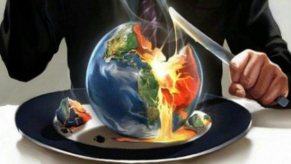Nhân loại đã dùng hết lượng tài nguyên mà Trái Đất có thể đáp ứng năm nay