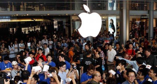 Trung Quốc: Apple có thể là đối tượng bị trừng phạt