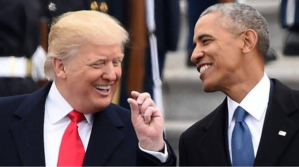 11 lần Obama công kích Tổng thống Trump kể từ khi rời Nhà Trắng