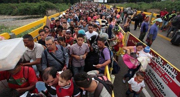 Peru tuyên bố tình trạng khẩn cấp tại biên giới do người Venezuela vượt biên quá đông