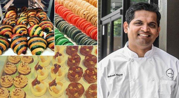"""Đầu bếp bánh ngọt nổi tiếng người Mỹ – Ấn: Cuộc sống ngọt ngào cũng có """"công thức"""""""