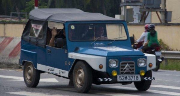 """La Dalat – Hãng xe hơi Việt Nam một thời """"ăn đứt"""" xe Nhật"""