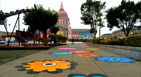Flower Power – Triển lãm hoa châu Á đầy ý nghĩa tại San Francisco