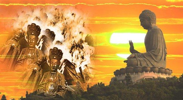 Truyền thuyết dân gian: Phá hủy chùa chiền, cả gia tộc diệt vong