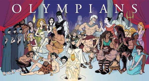Núi Olympus – Nơi ngự trị của 12 vị thần Hy Lạp