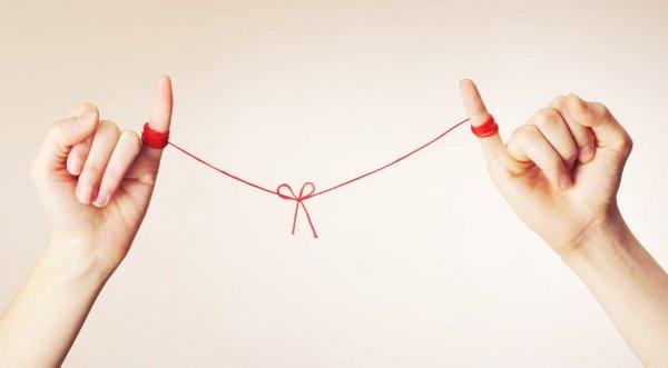 Duyên vợ chồng là do trời định, dù xa vạn dặm vẫn sum vầy