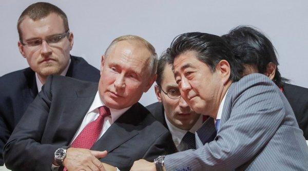 Ẩn ý lời đề nghị của ông Putin