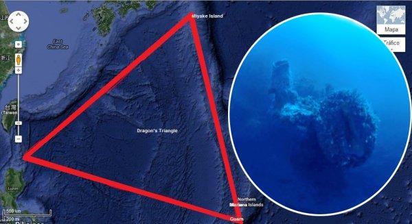 Phát hiện dấu vết bí ẩn ở đáy Thái Bình Dương, phải chăng người ngoài hành tinh đã đến?